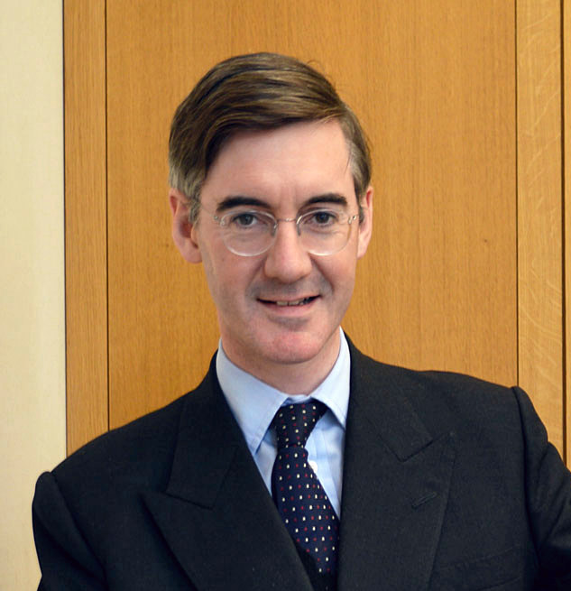Jacob Rees Mogg Food Banks