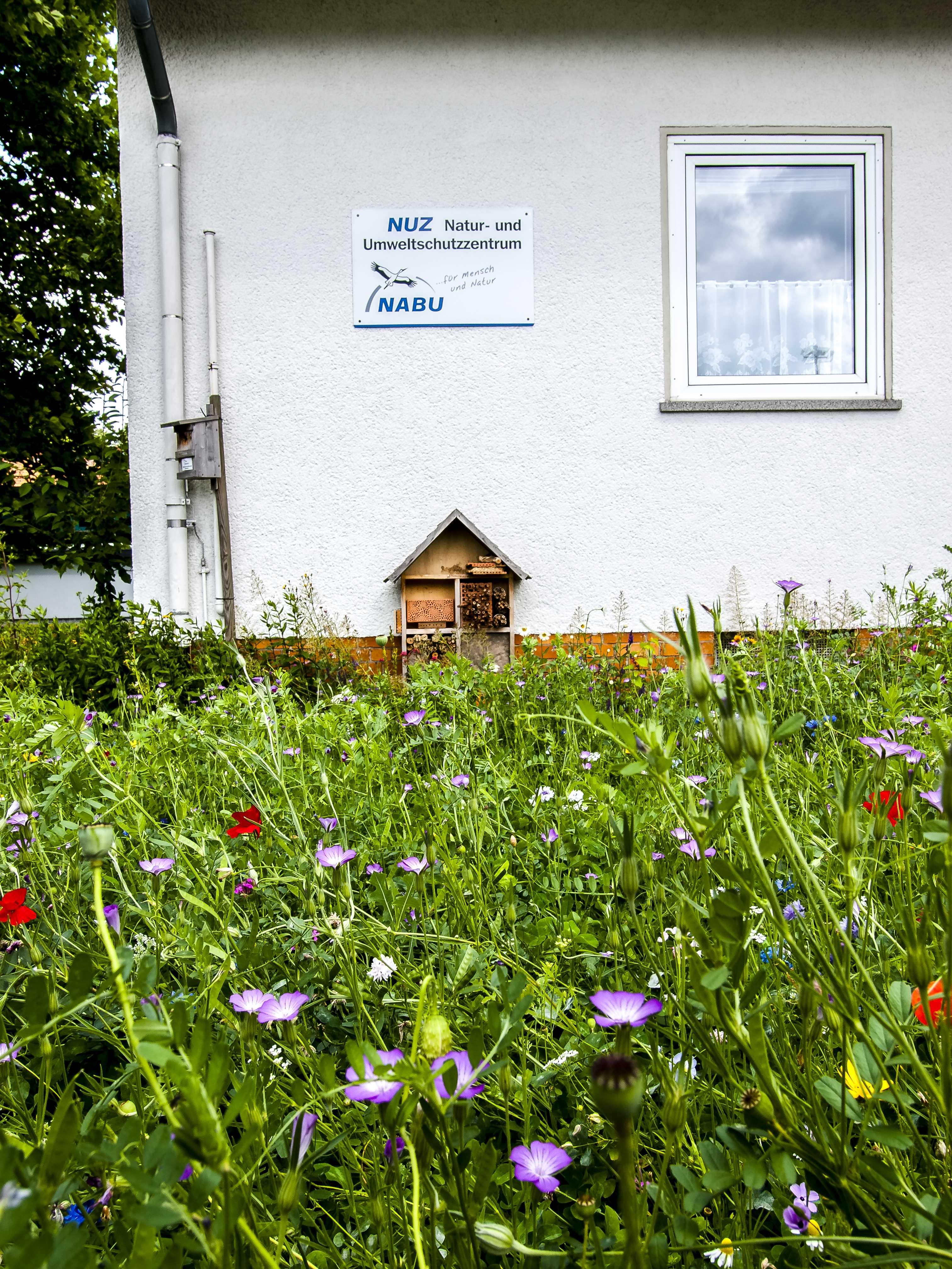 Insektenhotel nabu