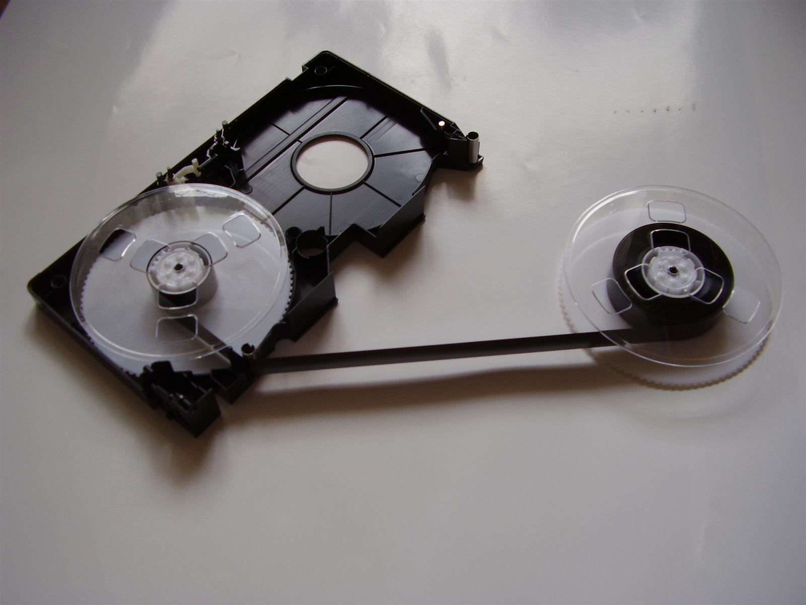Видеокассета ремонт своими руками