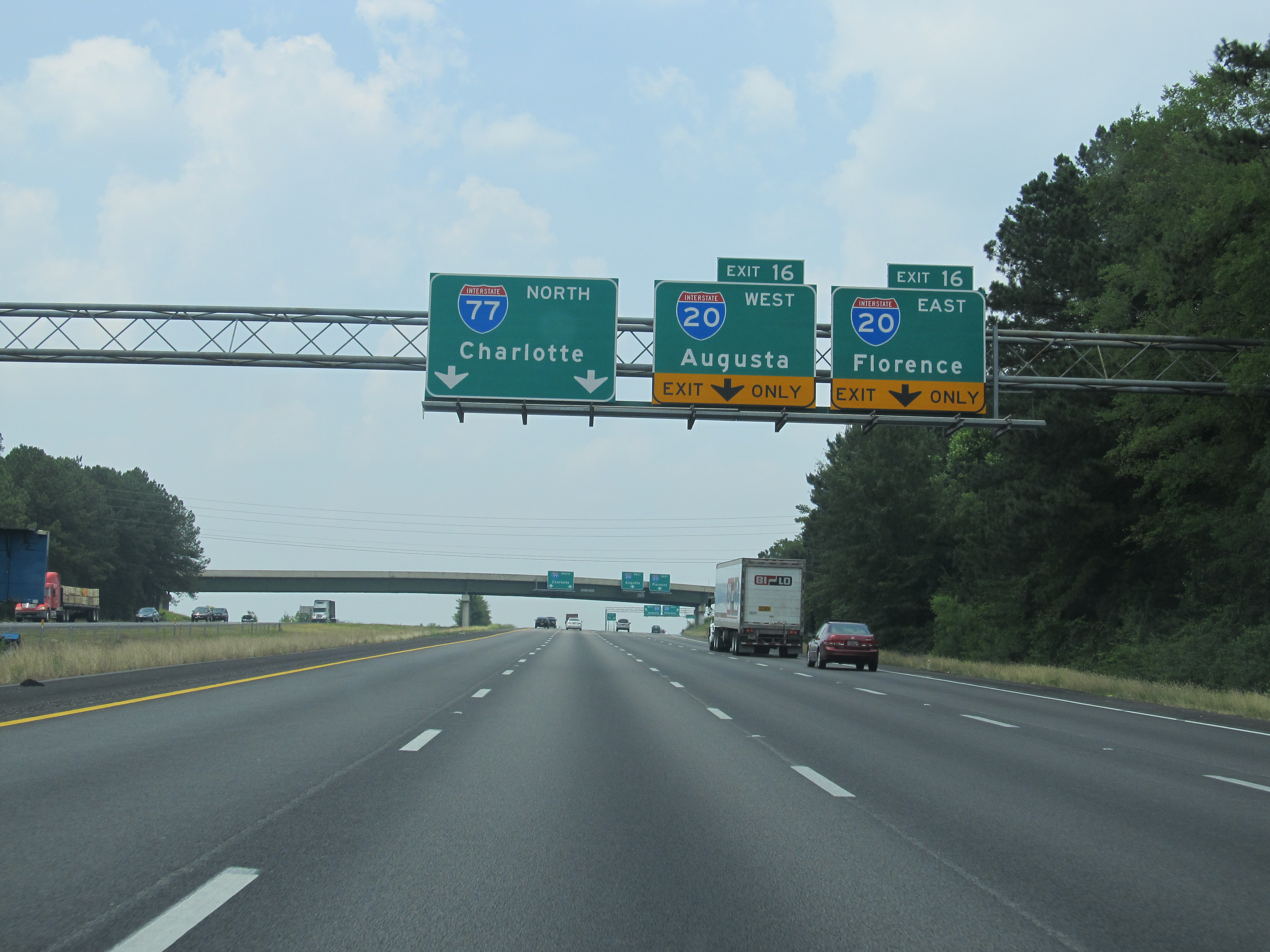 Directions From Charlotte North Carolina To Myrtle Beach South Carolina