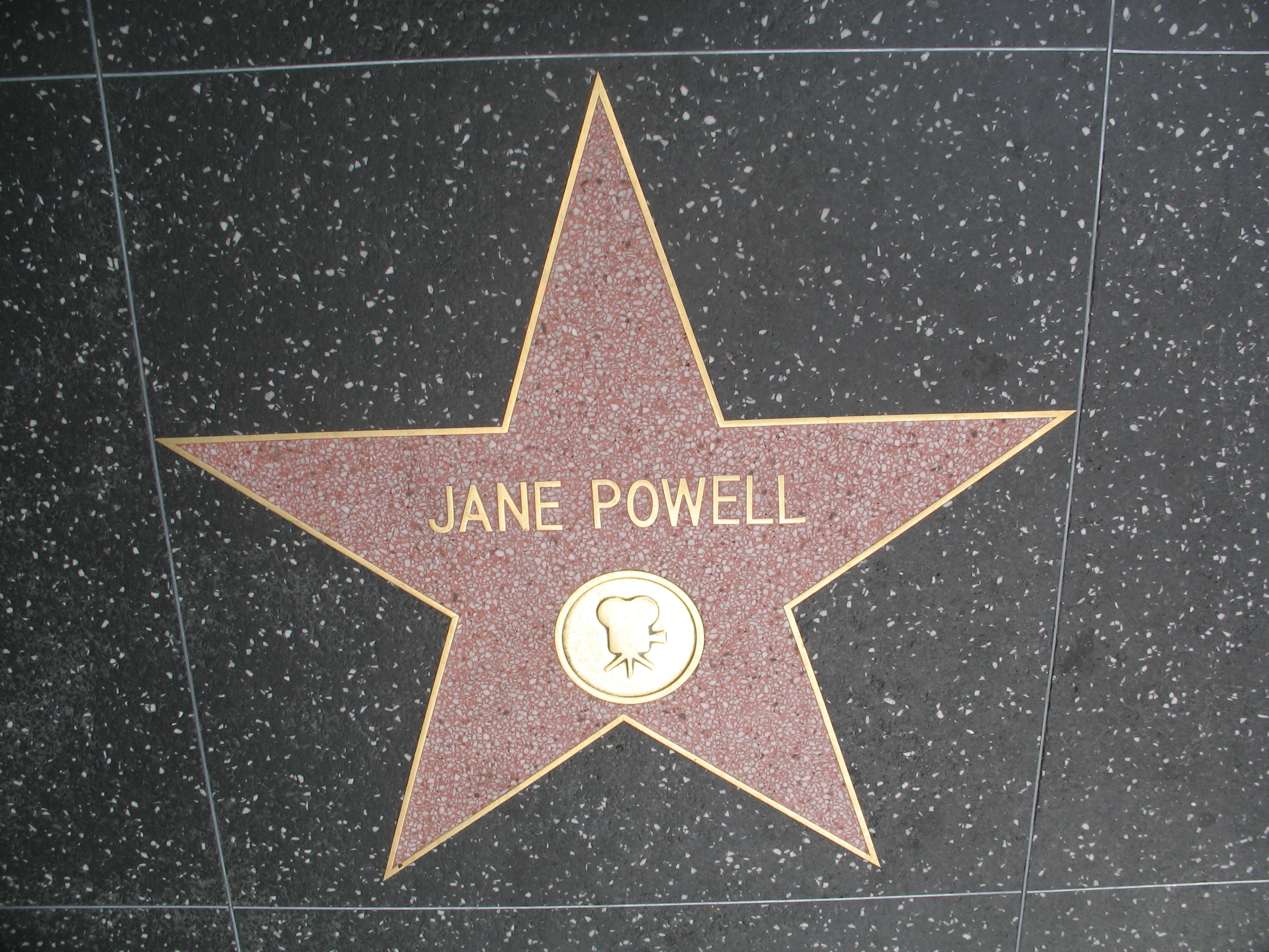 file jane powell hollywood walk of fame
