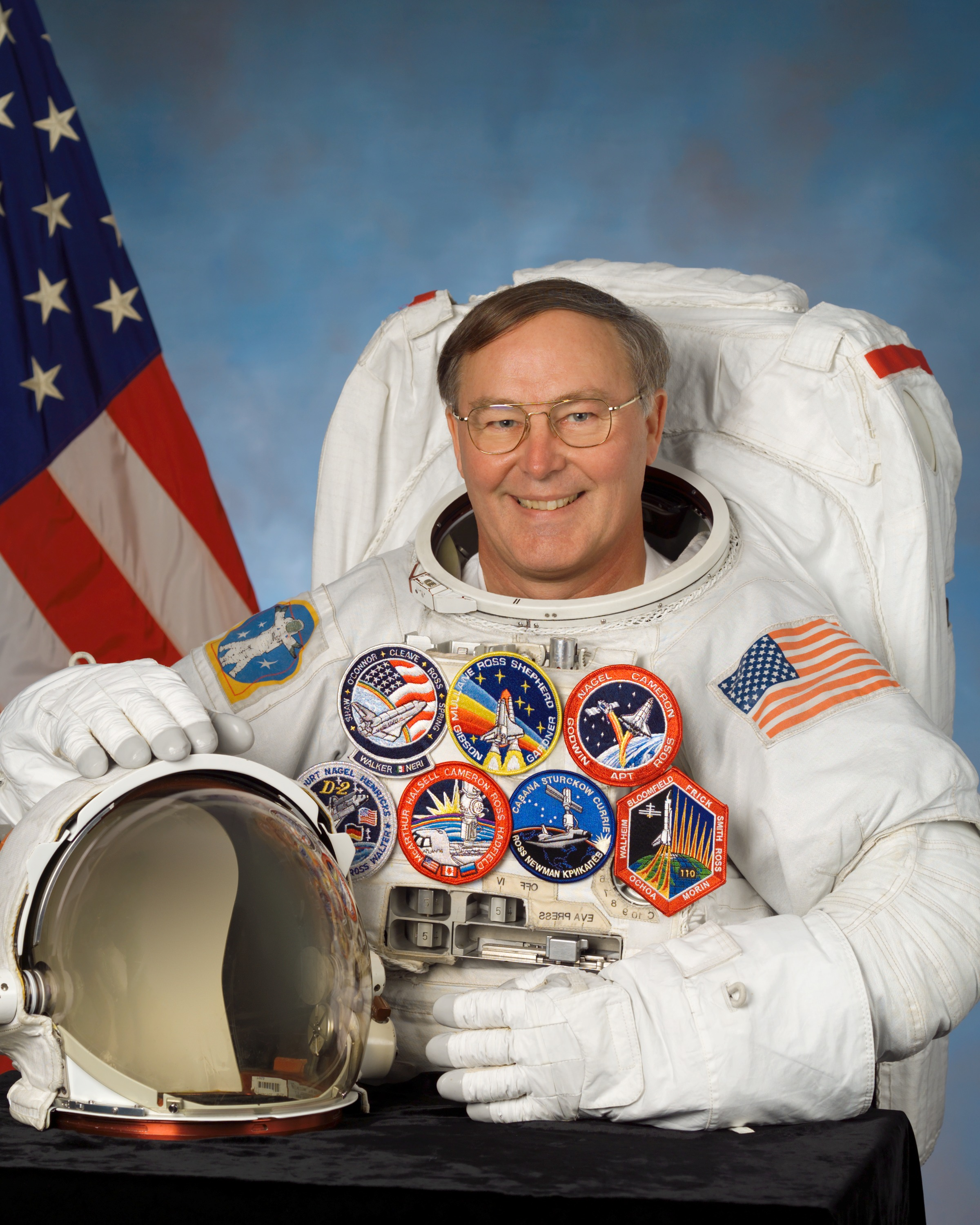 image of Jerry L. Ross
