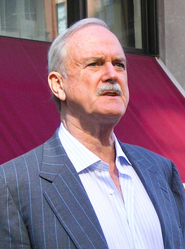 Schauspieler John Cleese