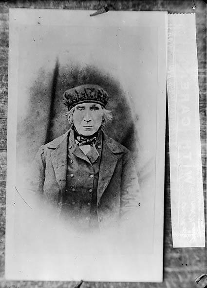 John Morgan, Madam Bevan schoolteacher (a copy)