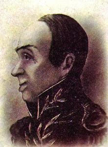 José Miguel Pey de Andrade President of Colombia