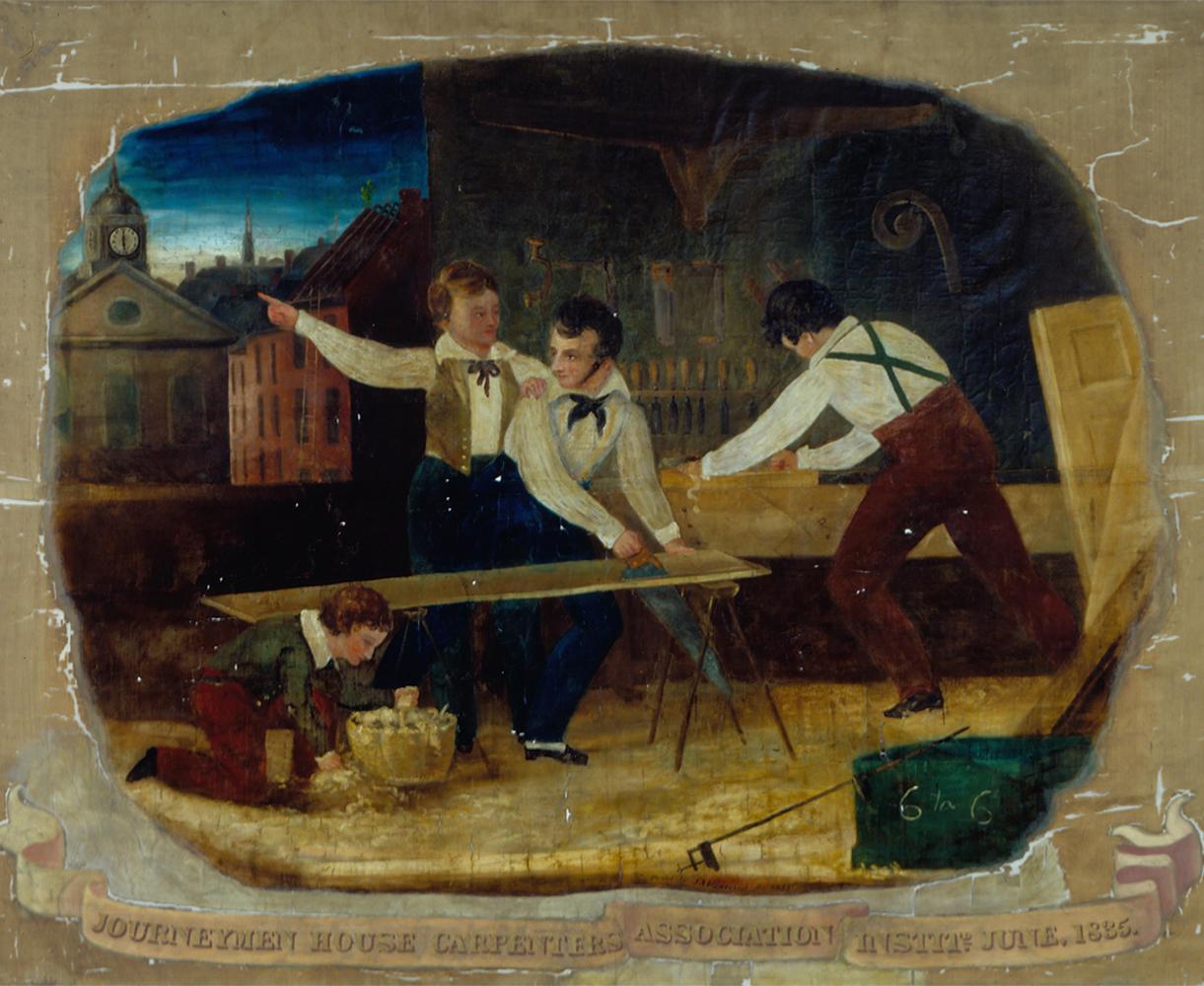 1835 Philadelphia general strike - Wikipedia