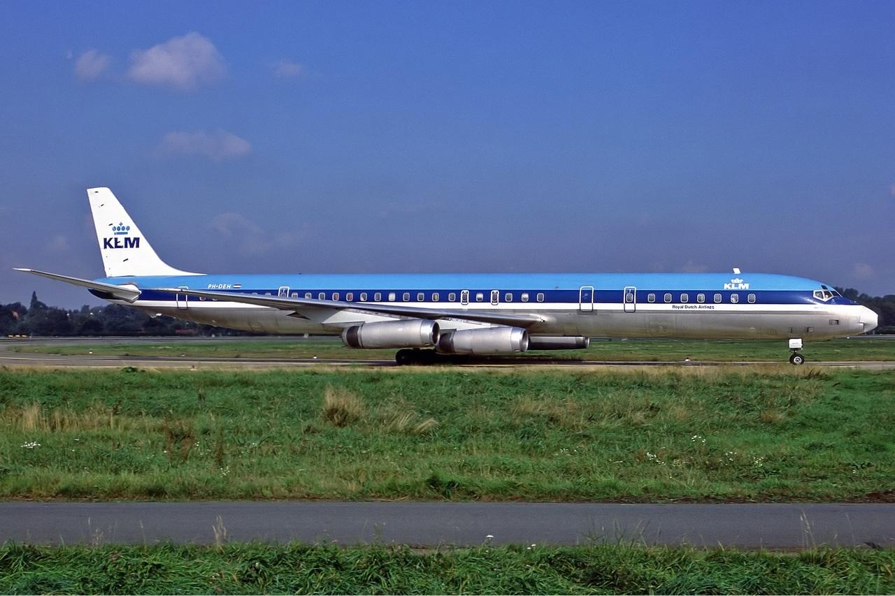 File:KLM_Douglas_DC 8_Hoppe on Php File Upload