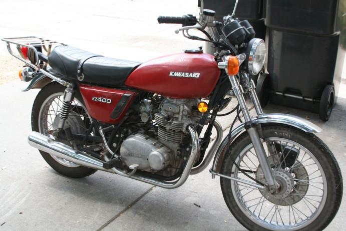 Kawasaki Kz Twin Parts