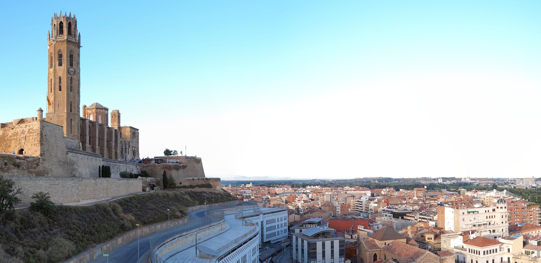 Lleida Spain  city pictures gallery : Description Lleida La Seu Vella