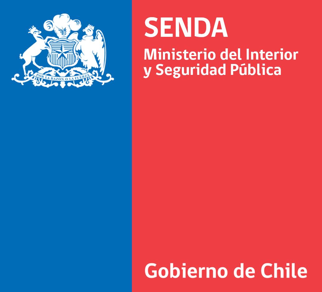 Servicio nacional para la prevenci n y rehabilitaci n del Logo del ministerio de interior y justicia