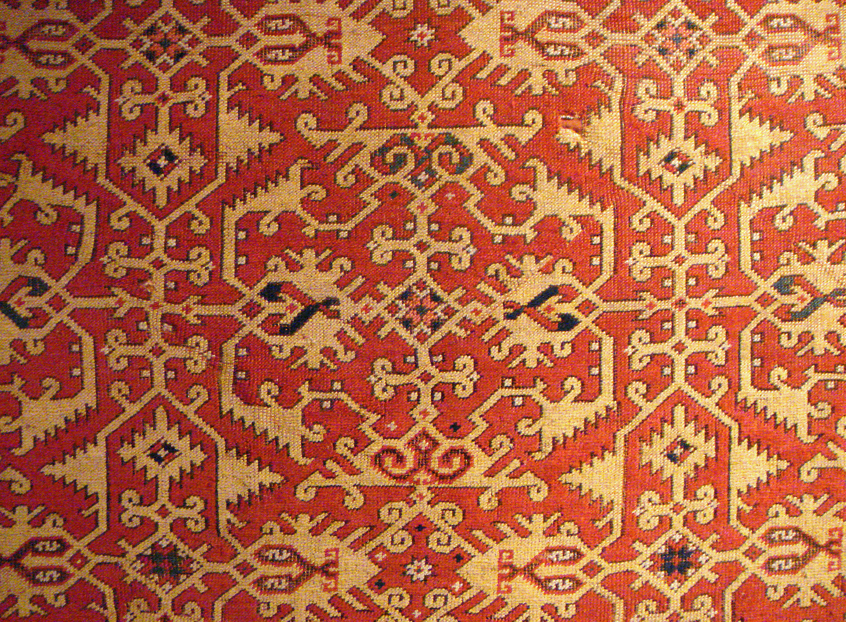 Description Lotto carpet design Usak 16th century.jpg: commons.wikimedia.org/wiki/File:Lotto_carpet_design_Usak_16th...