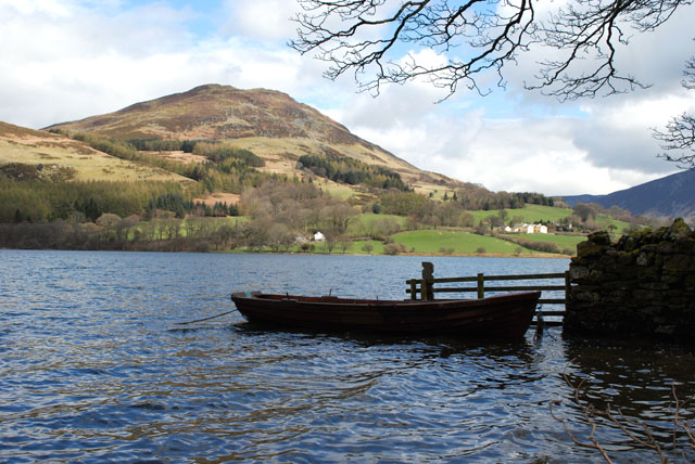 Loweswater and Low Fell - geograph.org.uk - 1024878