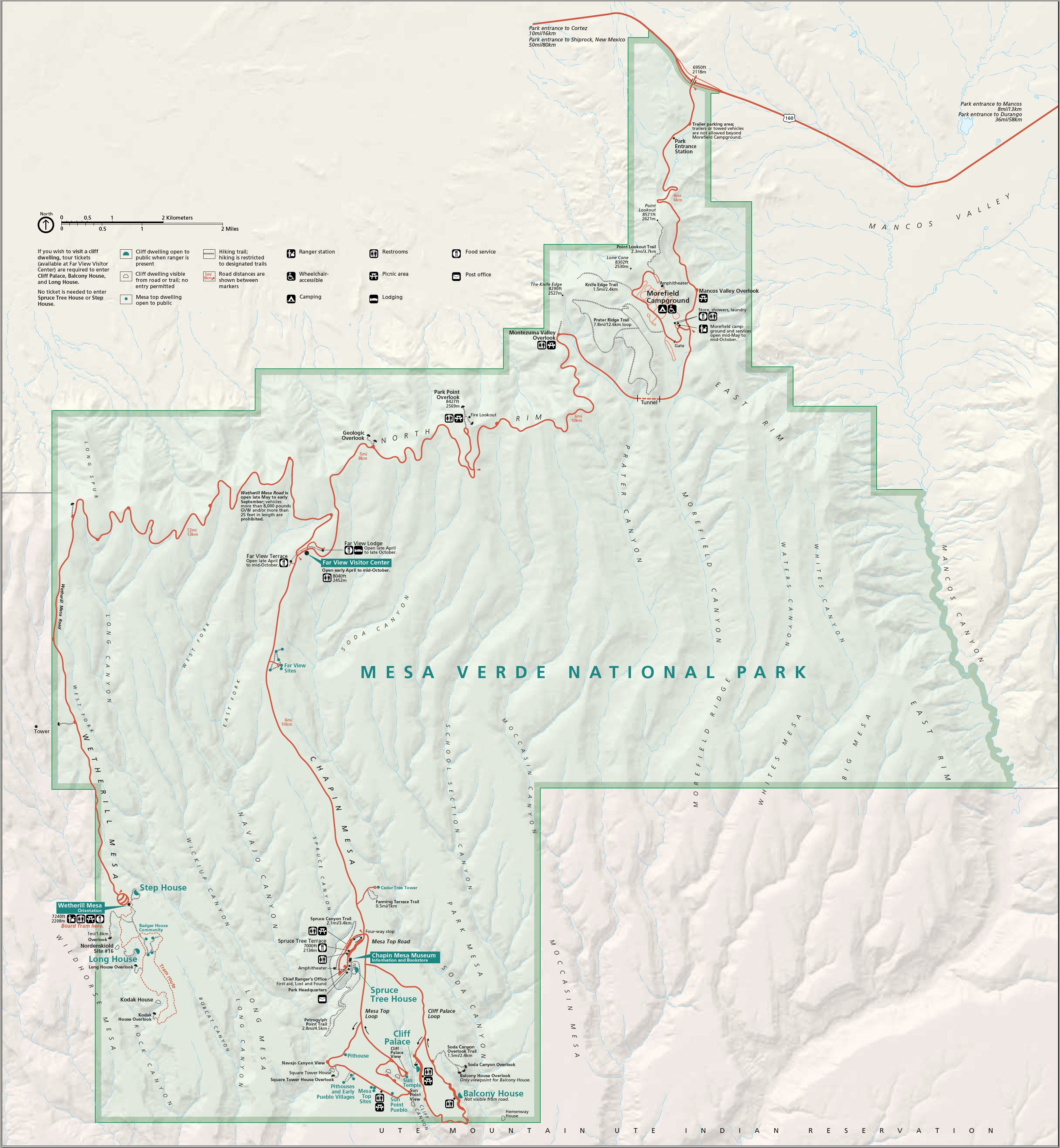 FileMap of Mesa Verde National Parkpng Wikimedia Commons