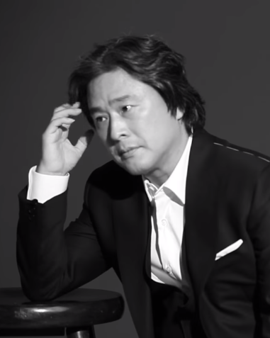 Picture of an author: Park Chan-Wook