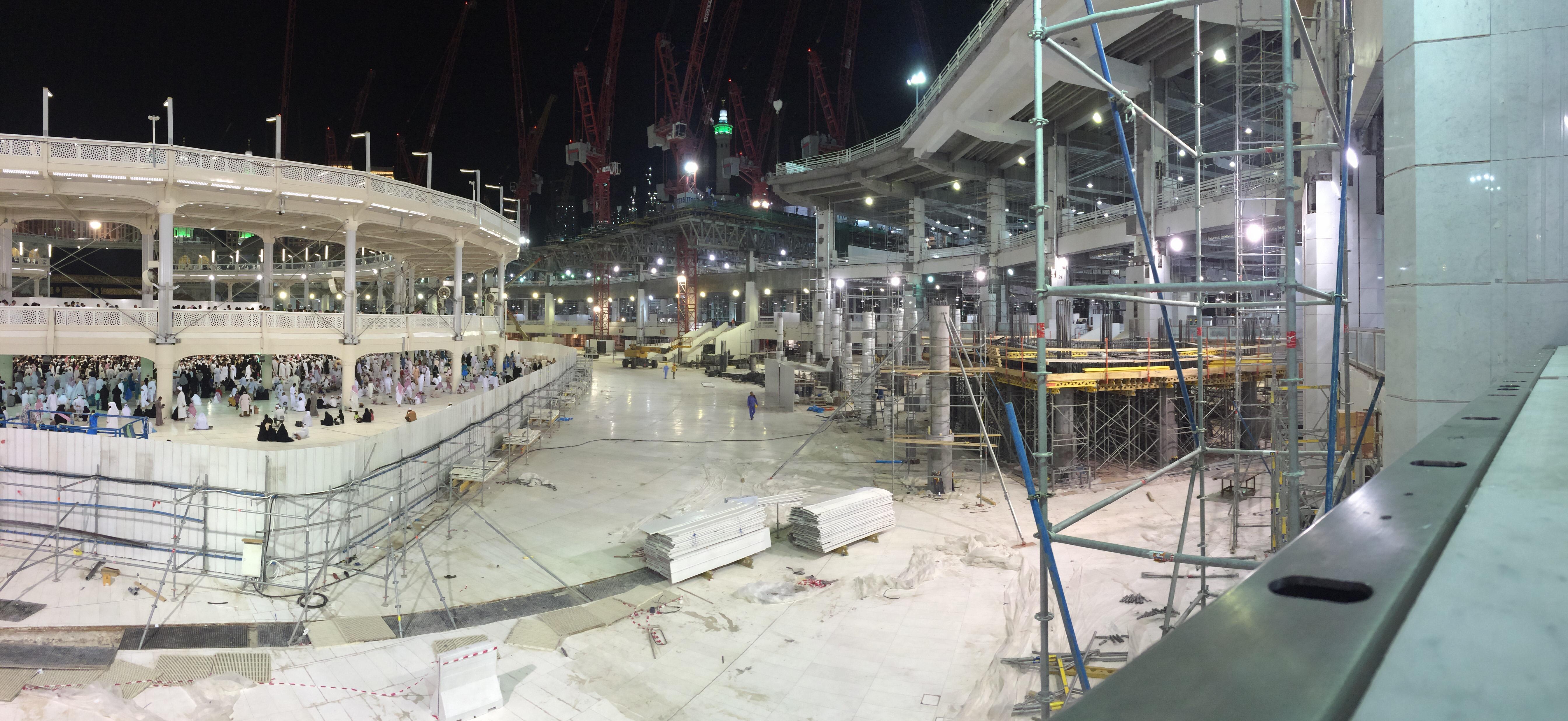 Mecca crane collapse - Wikipedia
