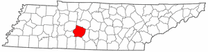 Maury County, Tennessee