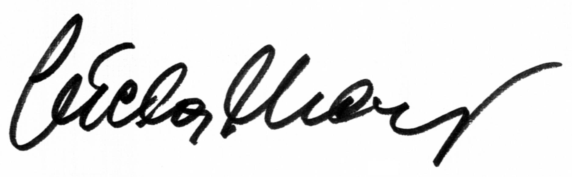 Elisabeth 2 Unterschrift