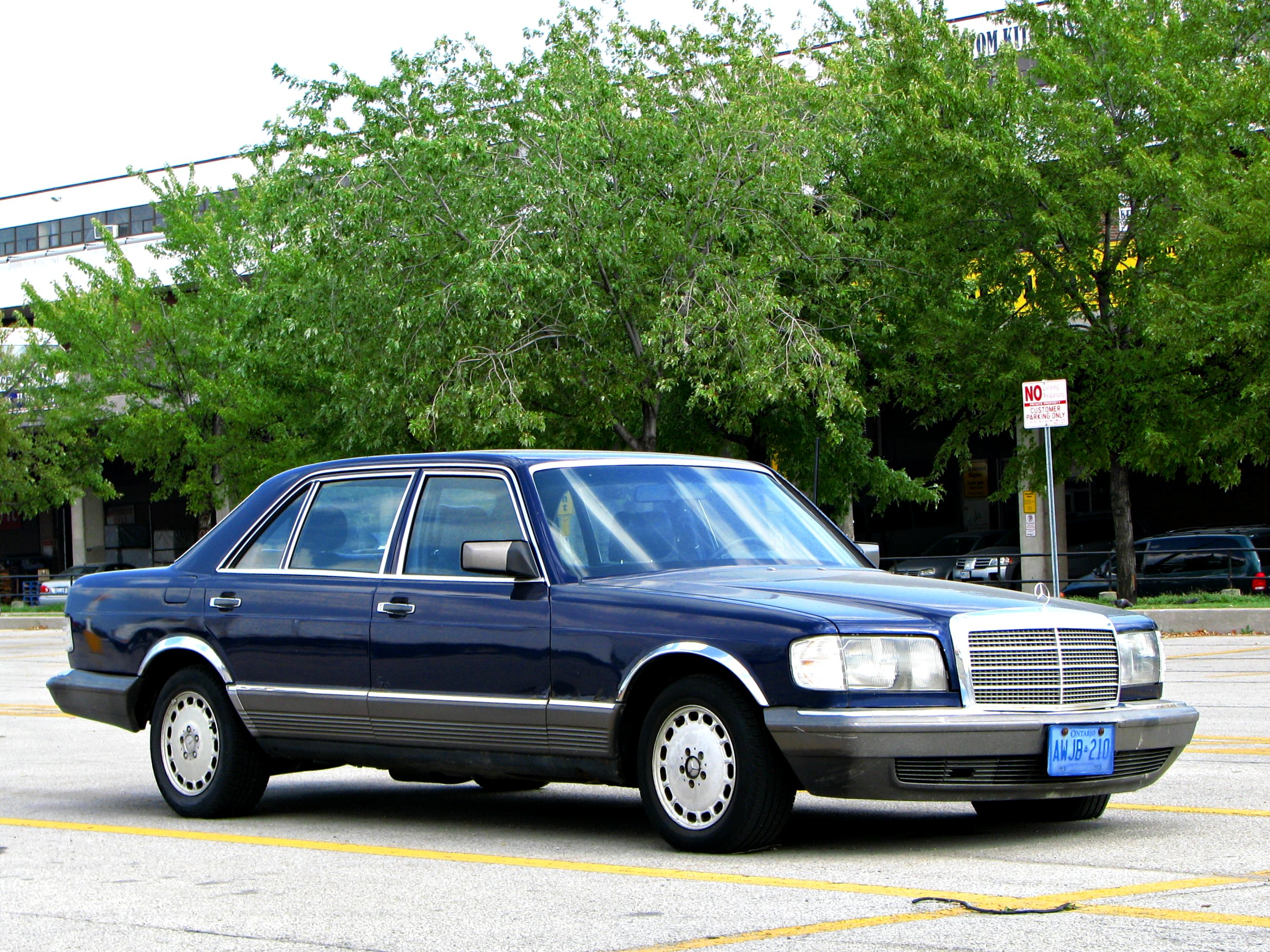 File:Mercedes 500 SEL (4949443386).jpg - Wikimedia Commons