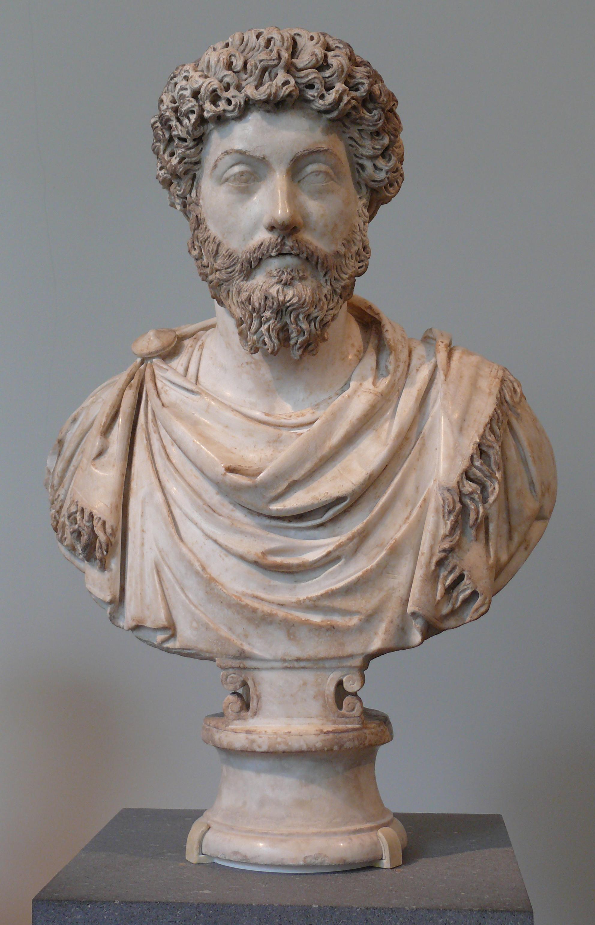File Metropolitan Marcus Aurelius Roman 2c Ad Jpg