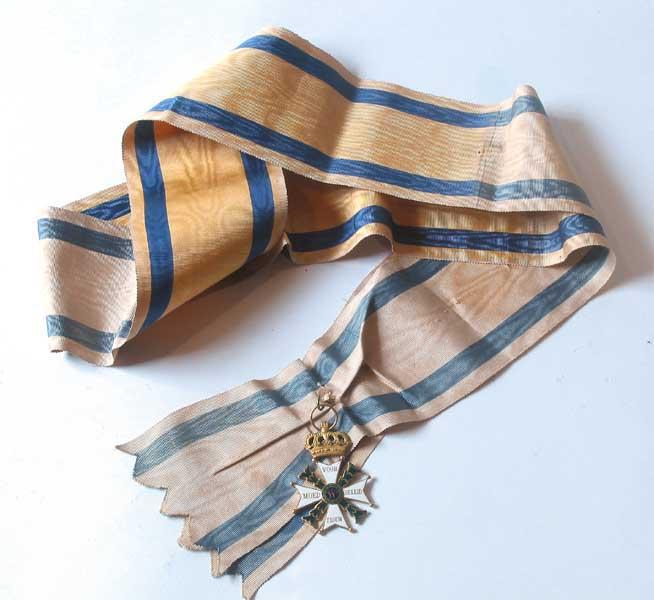 File:Militaire Willemsorde, toegekend aan Generaal Chassé uit Tiel.jpg