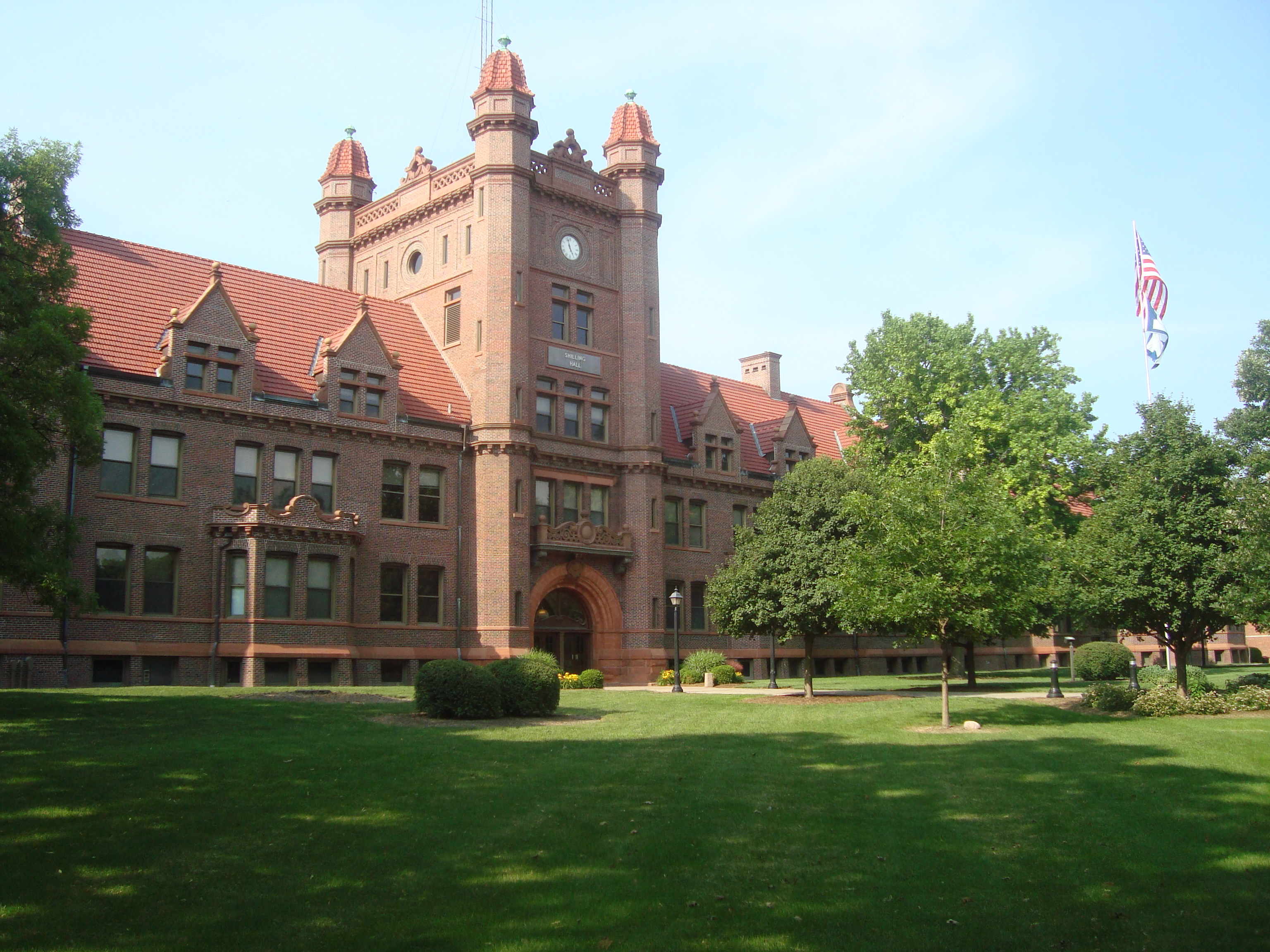 Millikin University Campus Map.File Millikin University Jpg Wikimedia Commons
