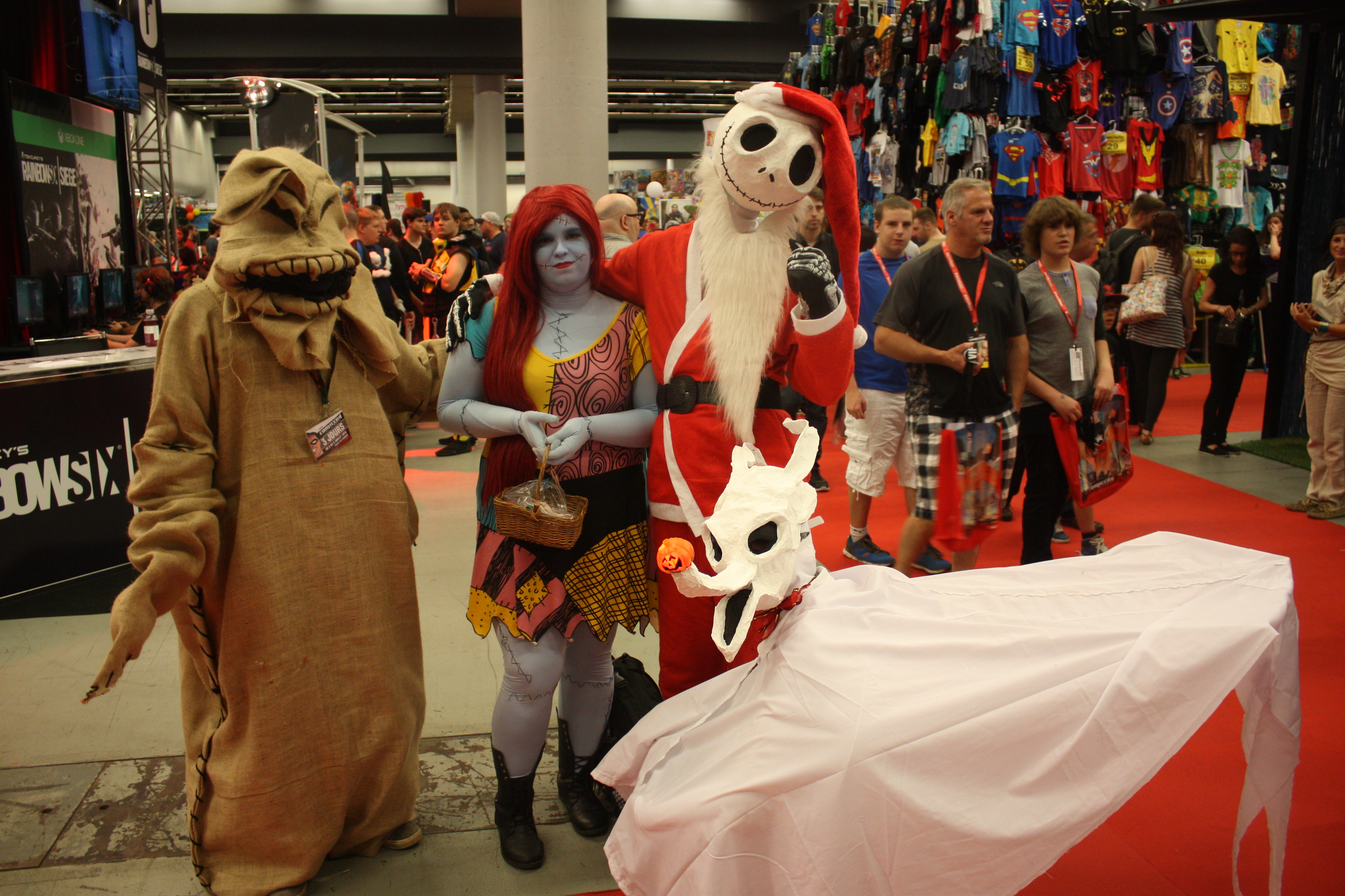 File:Montreal Comiccon 2015 - The Nightmare Before Christmas ...