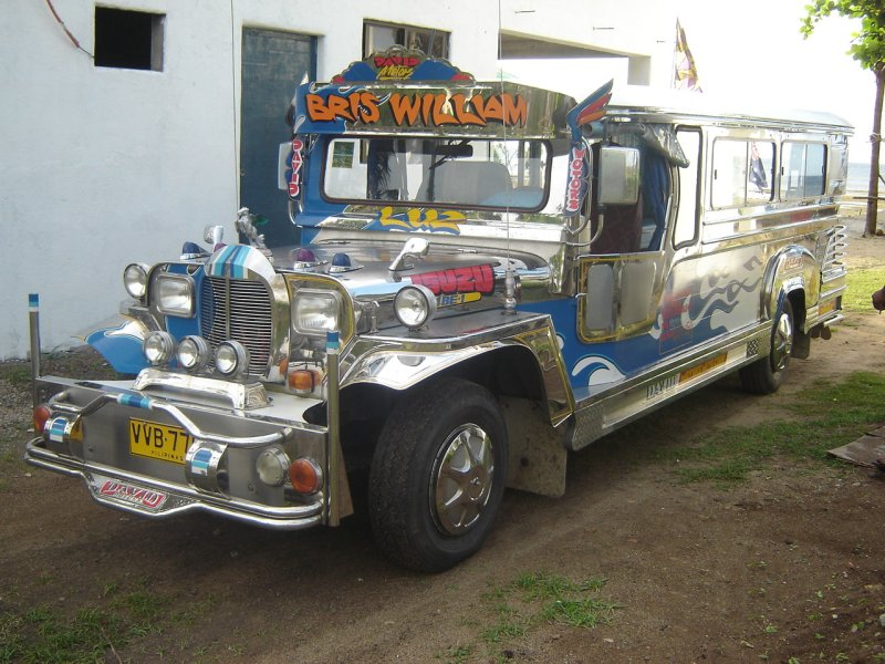 Mrq_jeepney - Jeepney in Philippines - Philippine Photo Gallery