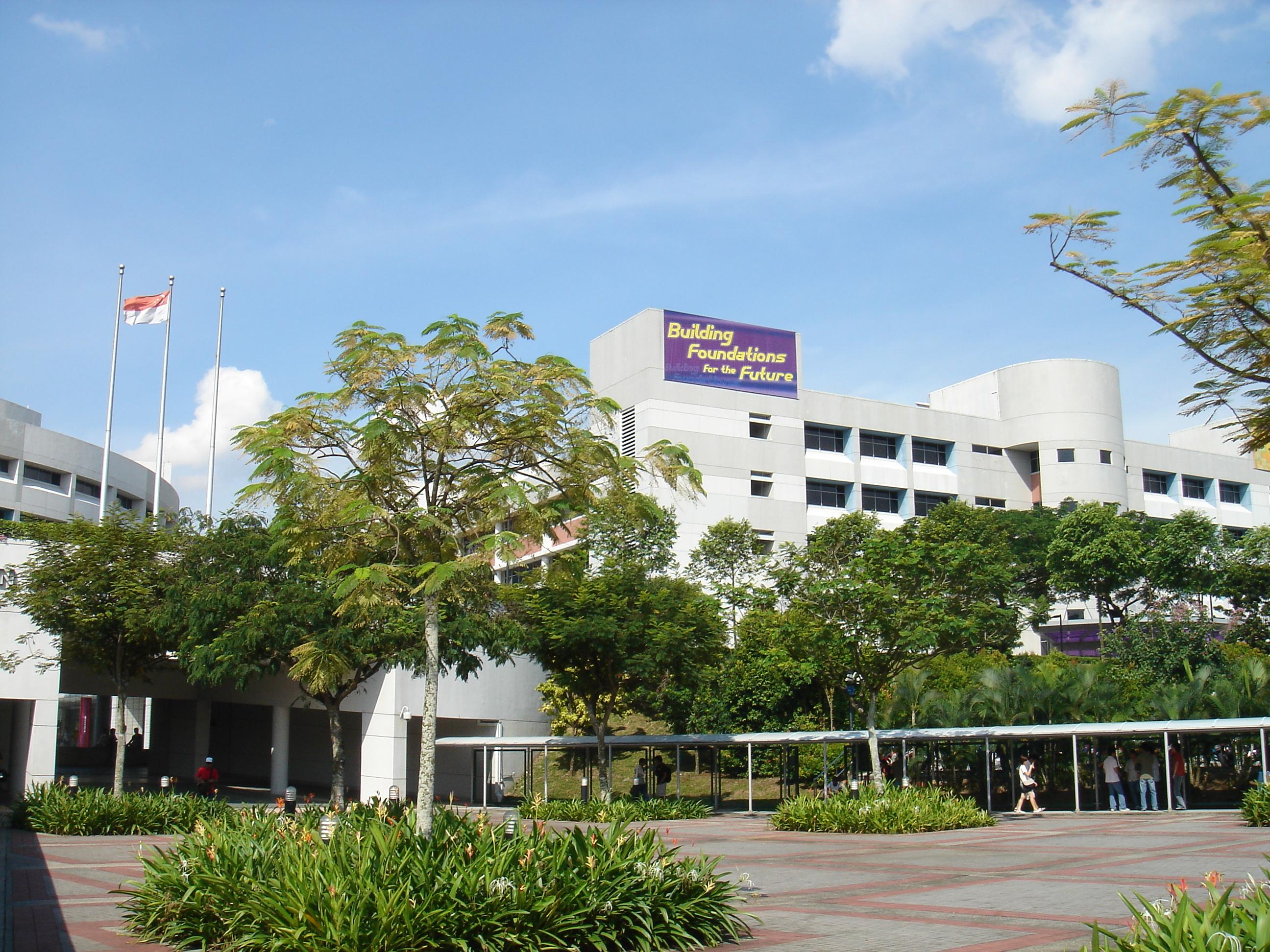 Nanyang Polytechnic - Wikipedia