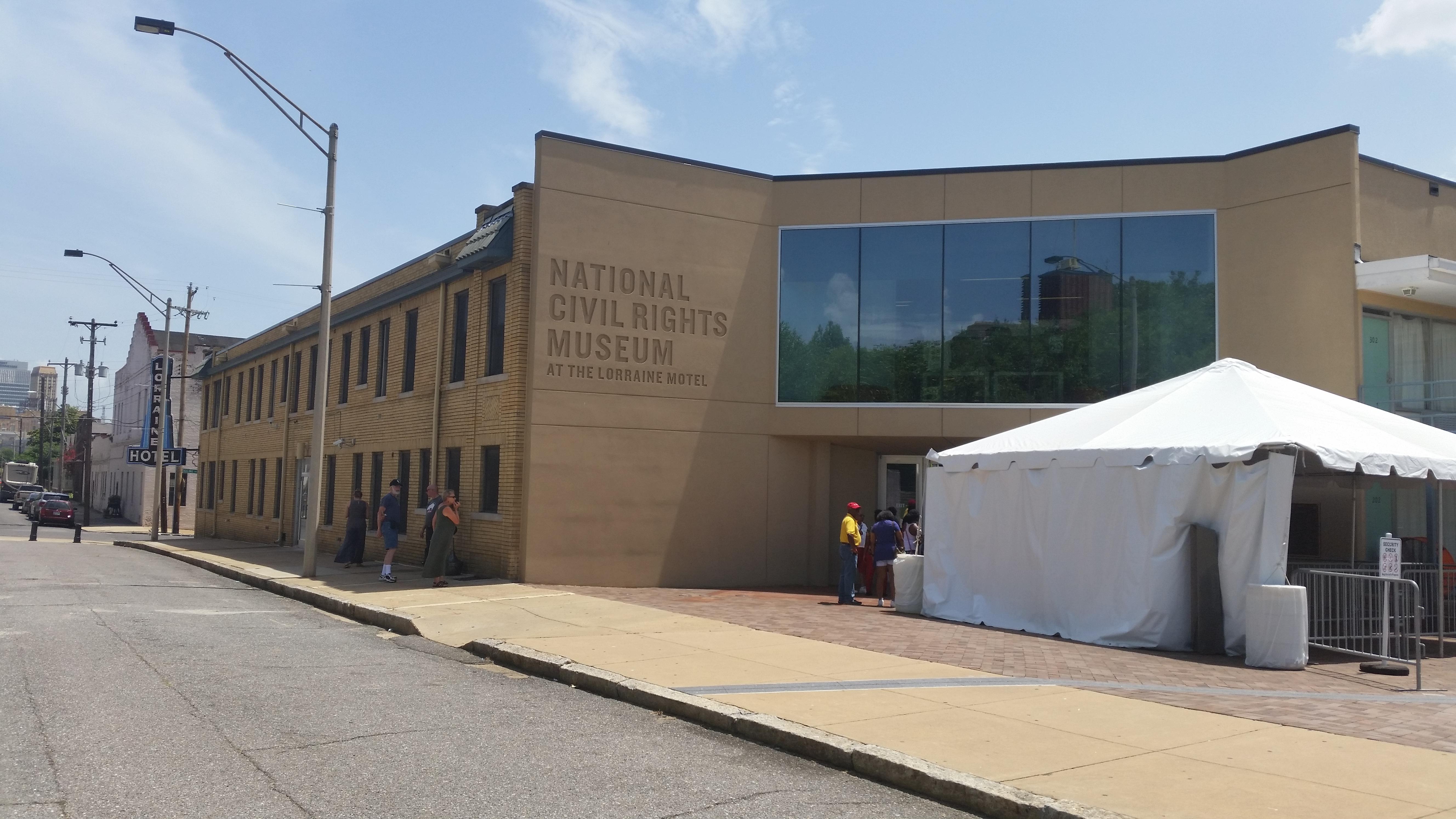 National Civil Rights Museum building - Memphis.jpg