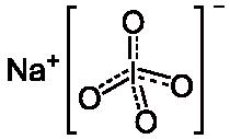 Sodium periodate Chemical compound