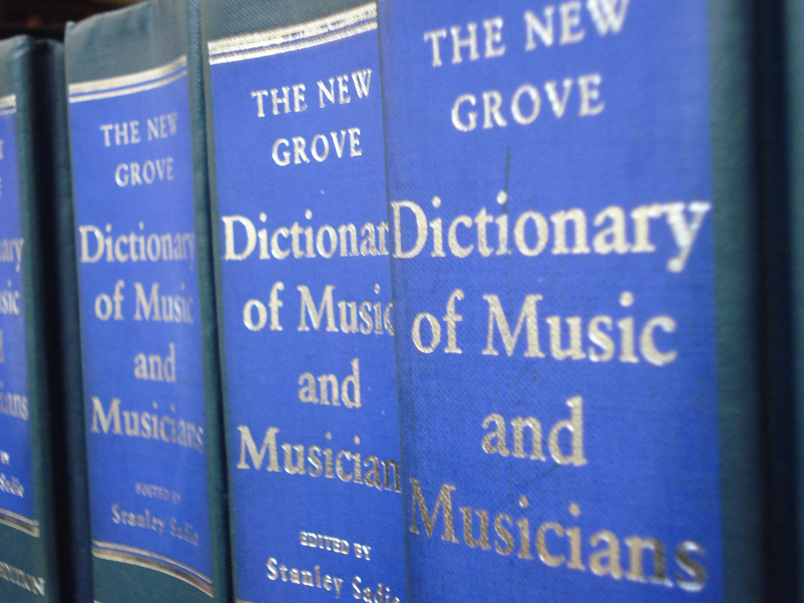Dictionary of music and musicians : American supplement