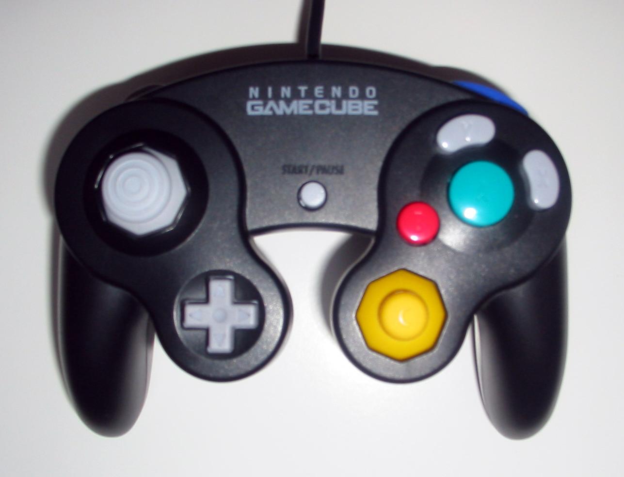 Gamecube Controller Dimensions Gamecube Controller[edit