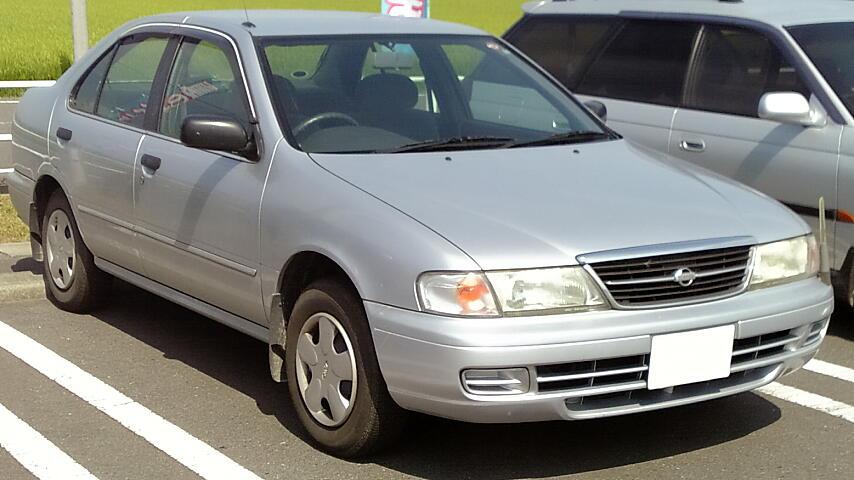 Nissan Sunny 1997