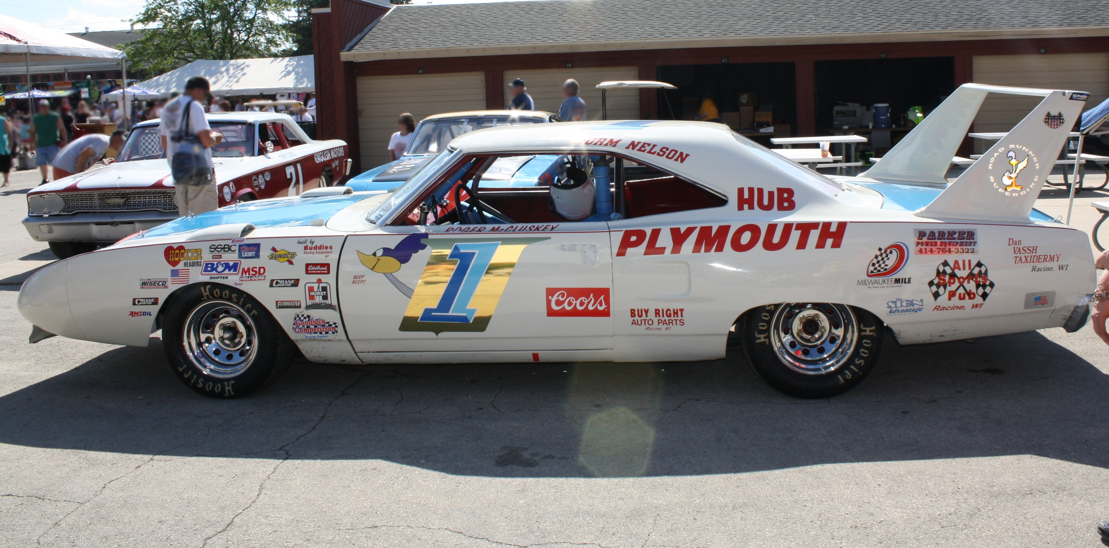 Vintage Racing Amc Race Cars For Sale