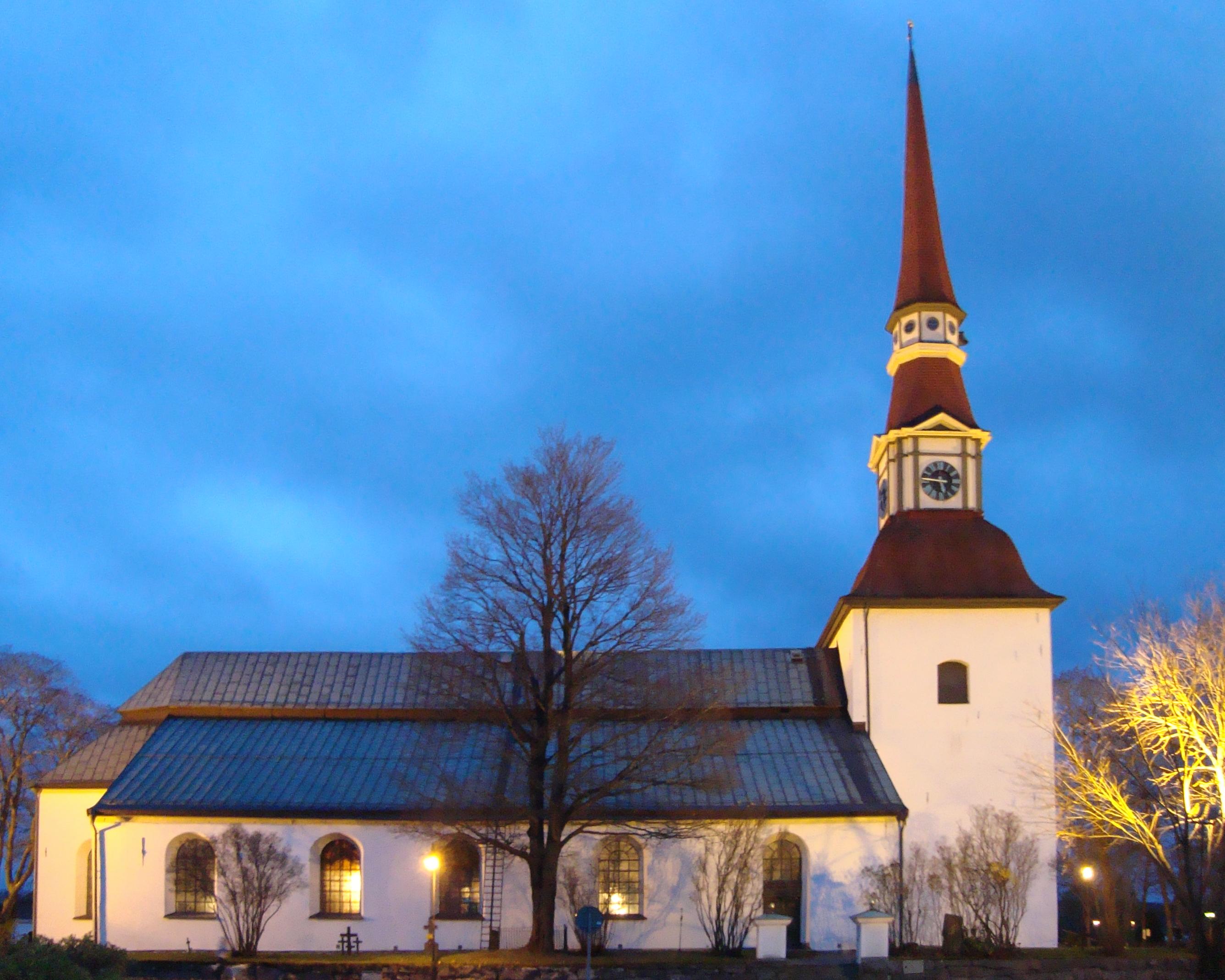 Fil:Norrbrke kyrka hayeshitzemanfoundation.org Wikipedia