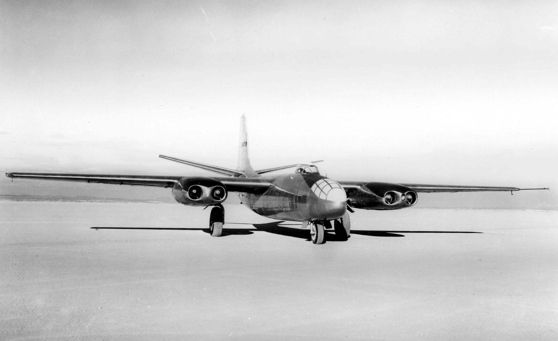 North_American_XB-45_first_061020-F-1234
