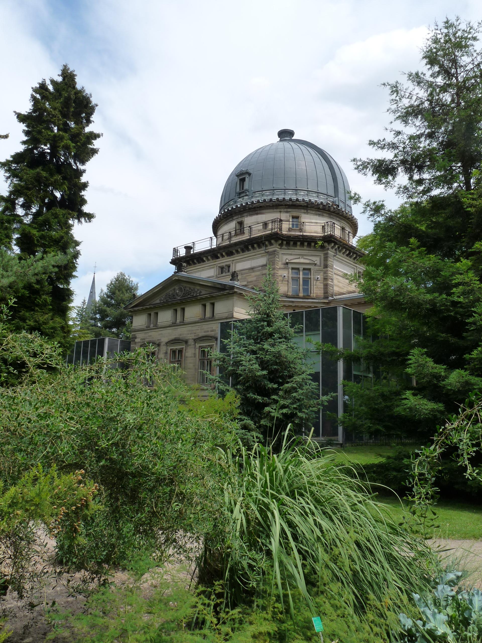 Jardí botànic de la universitat d'Estrasburg