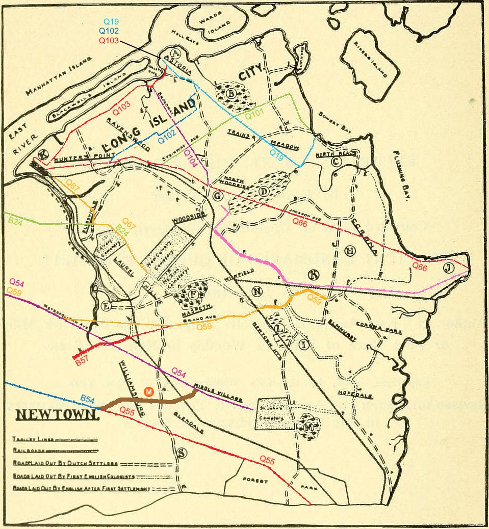 File:Old Tracks and Routes in Newtown - Map of Bus Routes 01 ... on q52 bus map, q112 bus map, q20 bus map, b82 bus map, q24 bus map, q55 bus map, nyc bus map, q65 bus map, q76 bus map, q17 bus map, b48 bus map, q44 bus map, q25 bus map, mta brooklyn bus map, q60 bus map, q83 bus map, q104 bus map, queens bus map, manhattan bus map, q84 bus map,