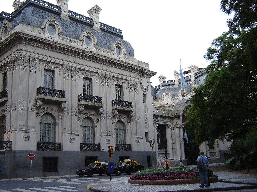 Palacio san mart n wikipedia la enciclopedia libre for Ministerio de relaciones interiores espana