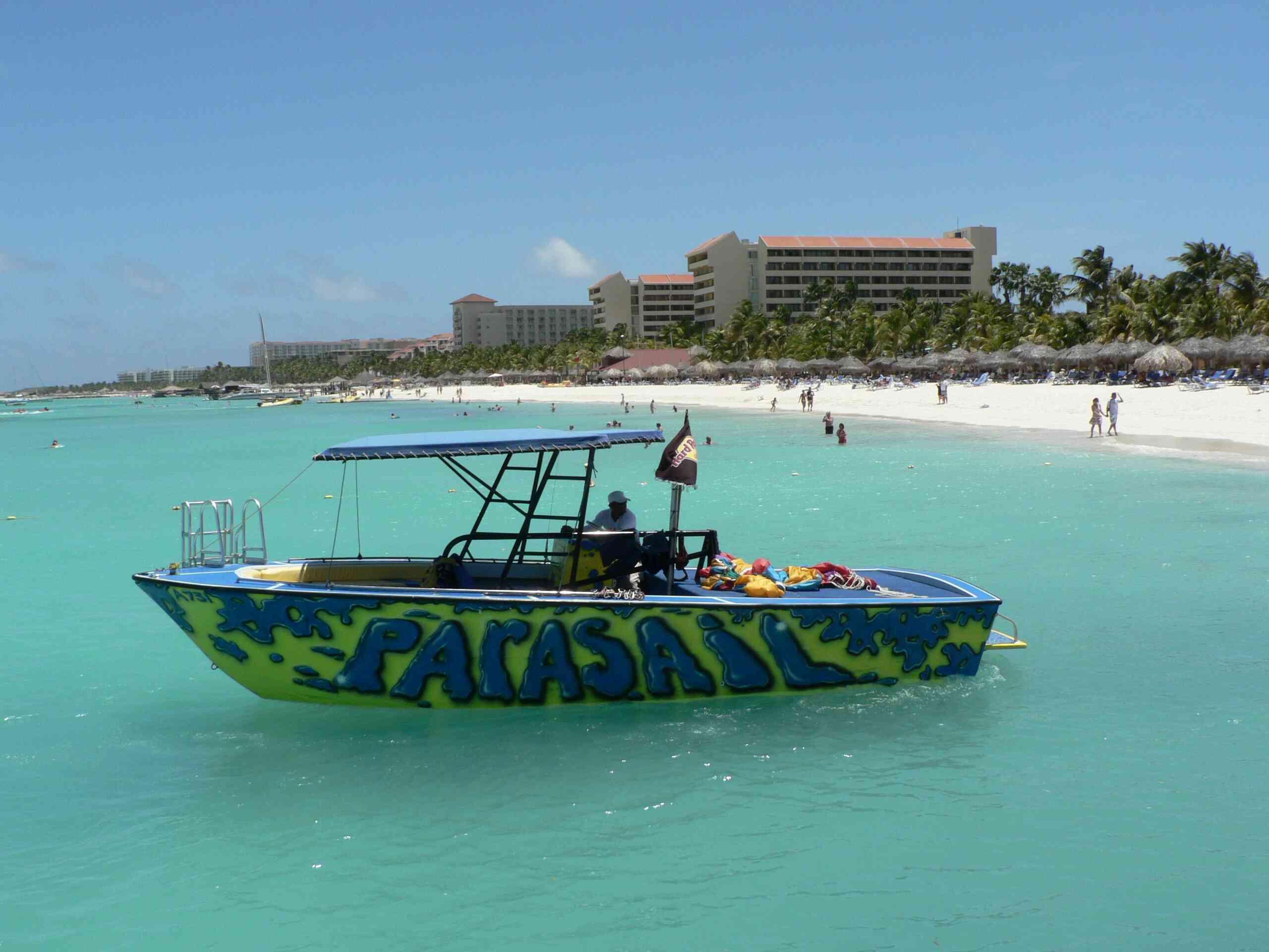 Palm Beach Aruba  city pictures gallery : Palm Beach, Aruba 4901990402 Wikimedia Commons