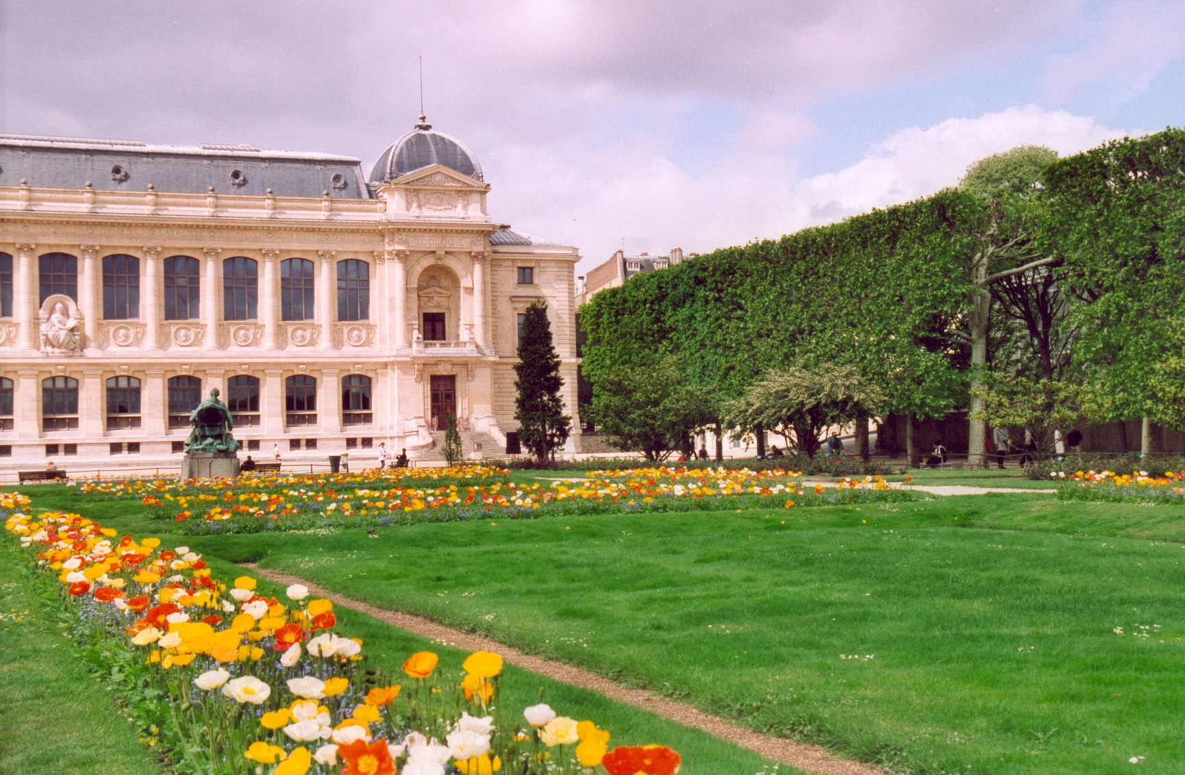 File paris jardin des plantes for Jardins a visiter a paris