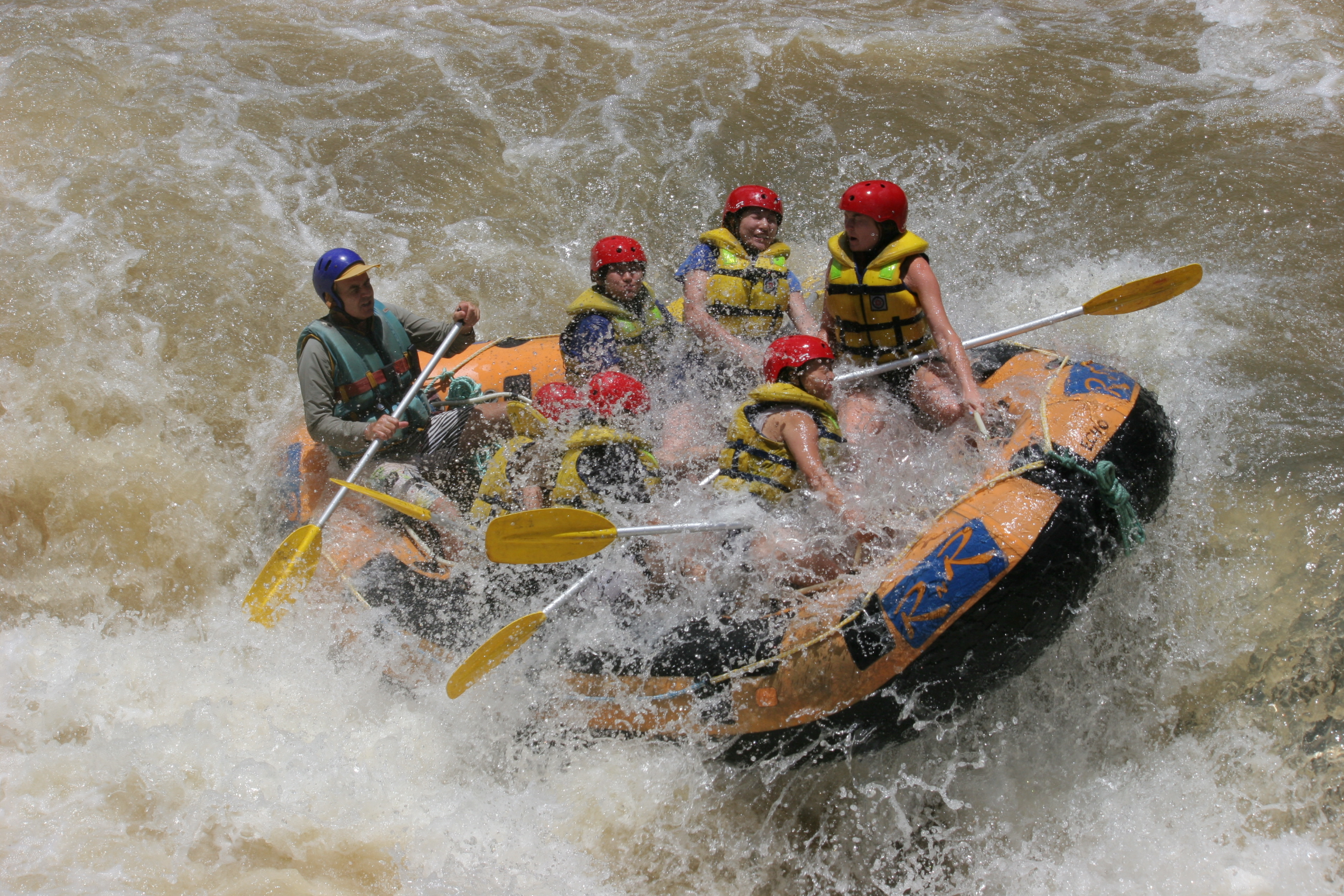 Full Day White Water Rafting - Tully River