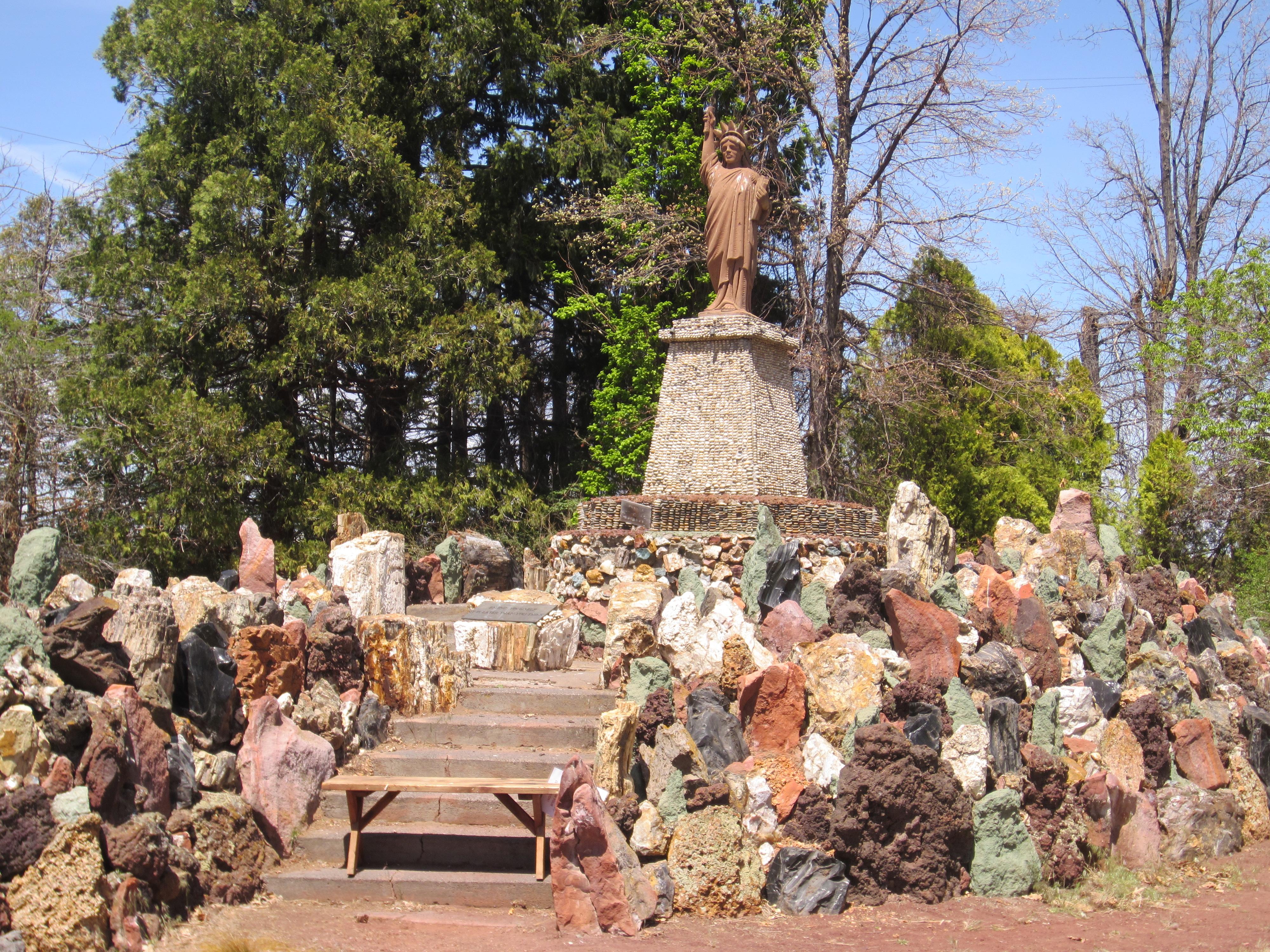 Incroyable File:Petersen Rock Garden   Oregon (2013)   32.JPG
