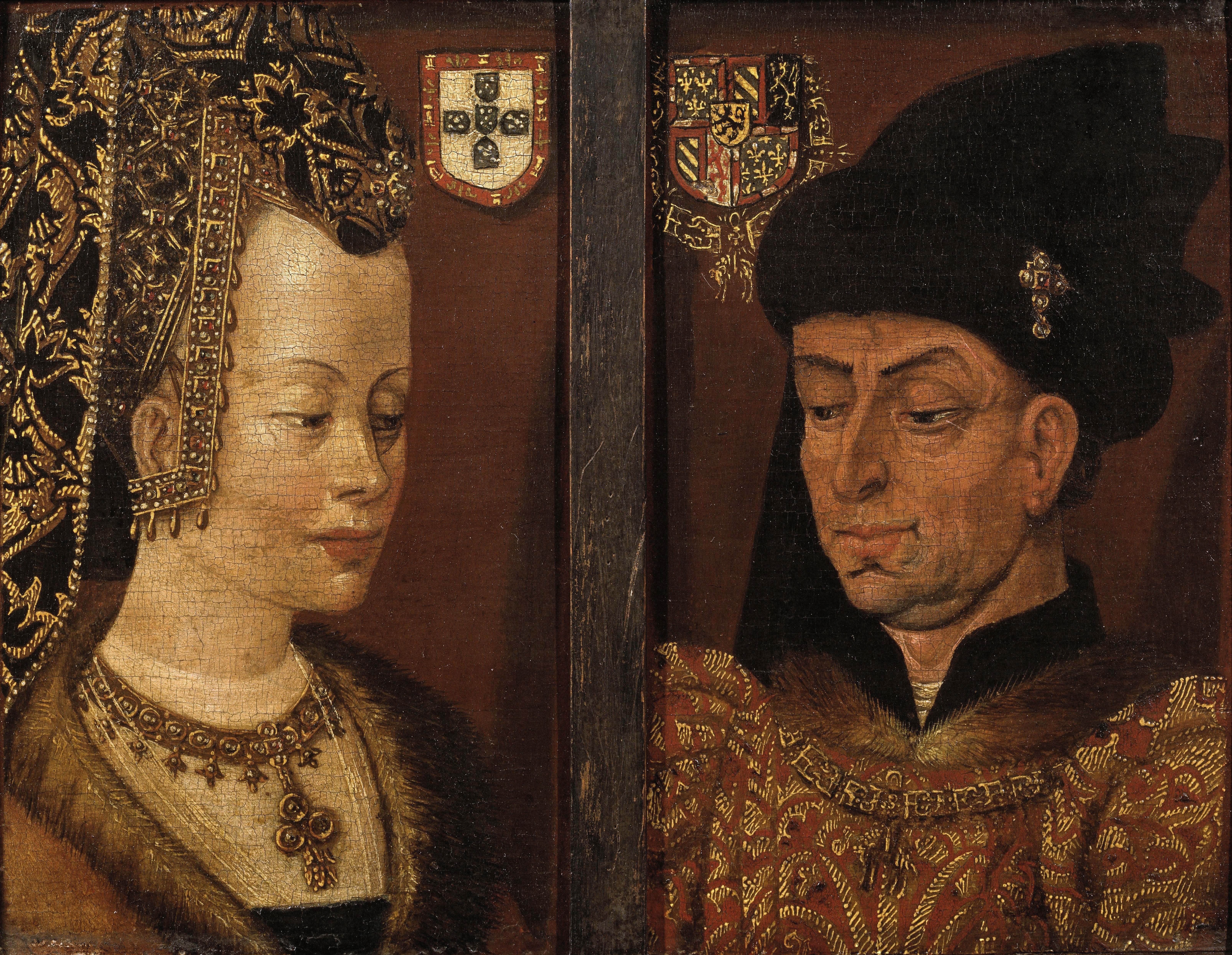 Isabel of Portugal and Philip the Good