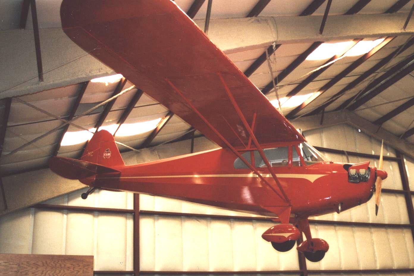 Piper J-4 - Wikipedia