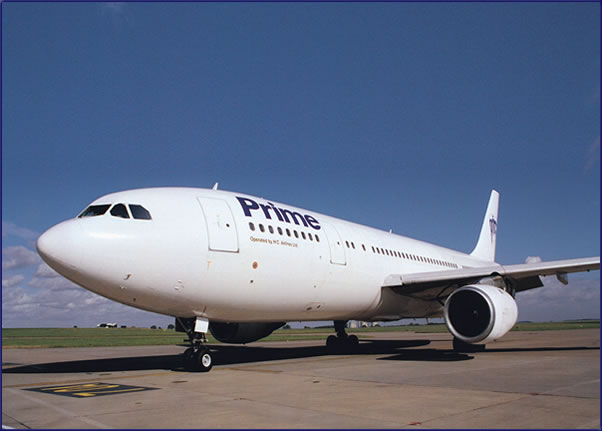 Prime Airlines A300B4-203