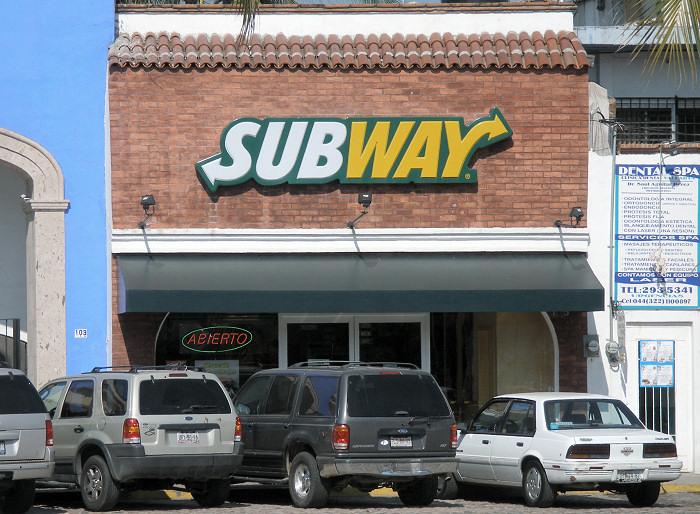 Subway Restaurant Near Joe Mccarthy Drive Amherst Ny