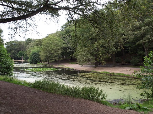 Queen's Mere, Wimbledon Common - geograph.org.uk - 1454630