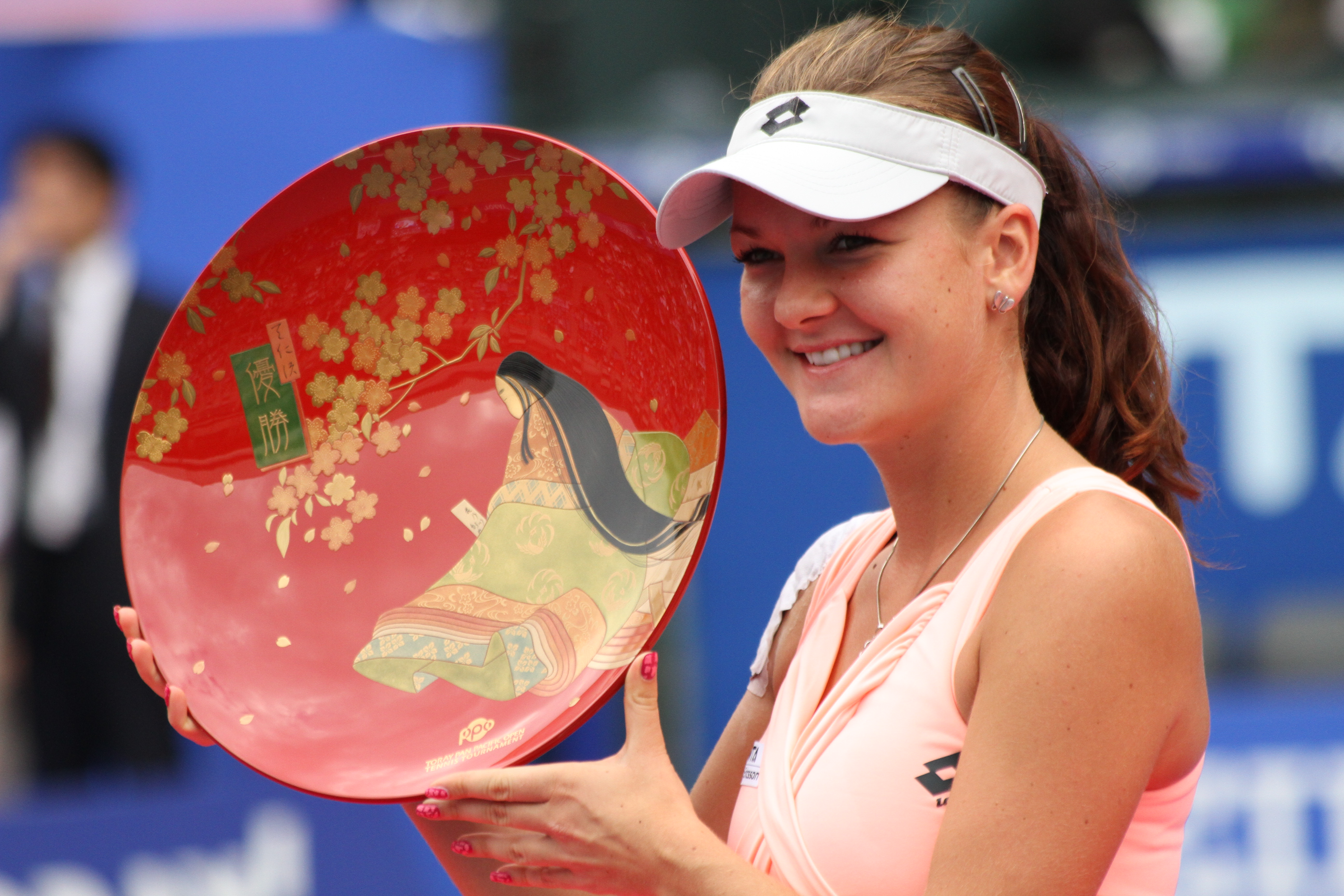 Agnieszka Radwanska world singles ranking 2 Agnieszka Radwanska world singles ranking 2 new picture