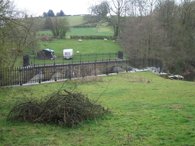 River Rea crossing - geograph.org.uk - 769264